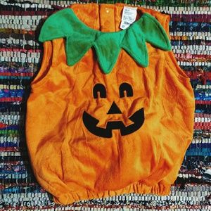 🐺 🎃 Toddler  Pumpkin Costume🎃 🐺